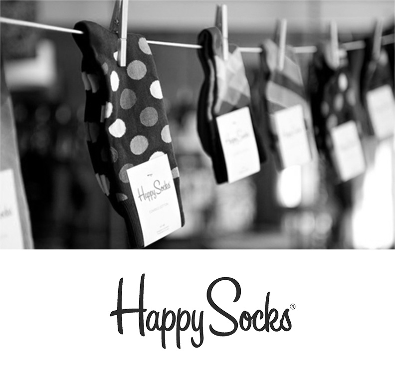 Happy Socks / ハッピーソックス