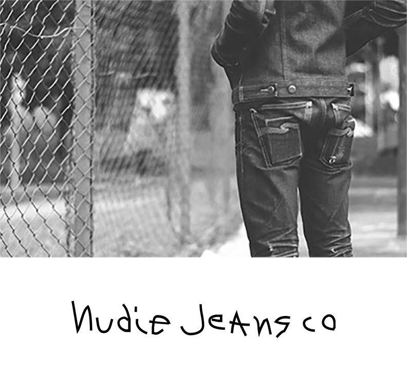 Nudie Jeans / ヌーディージーンズ