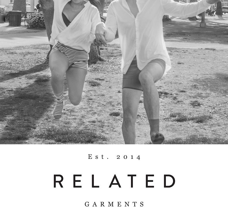 RELATED GARMENTS / リレイテッドガーメンツ