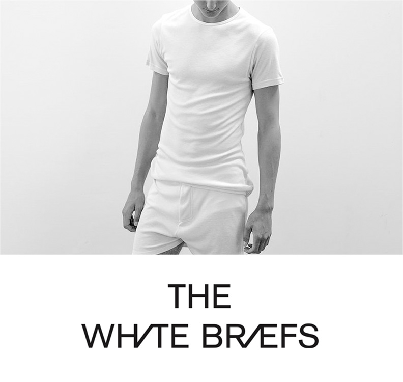 THE WHITE BRIEFS / ザホワイトブリーフス