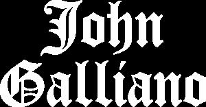 John Galliano(ジョンガリアーノ)