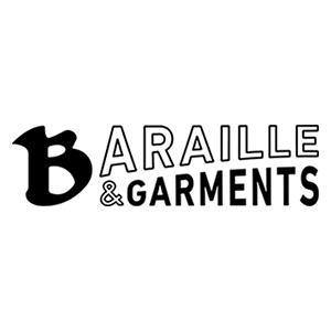 BARAILLE & GARMENTS / バライルアンドガーメンツ
