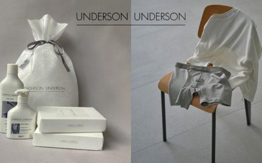 UNDERSON UNDERSON(アンダーソン アンダーソン)